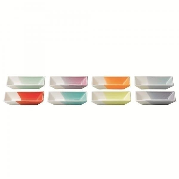 Royal Doulton 1815 Tapas Set of 8 Olive Trays 12cm