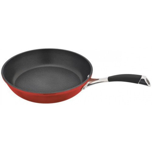 Stellar 3000 Ruby Red Frying Pan 30cm