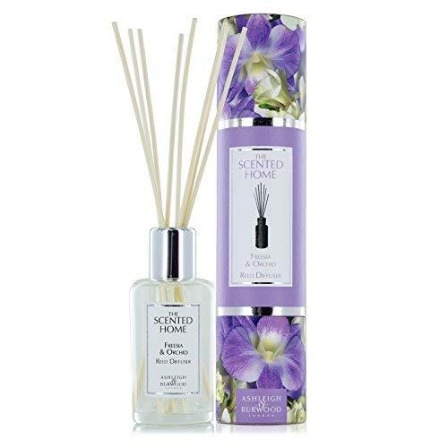 Ashleigh and Burwood The Scented Home Fressia and Orchid Diffuser 0.15L