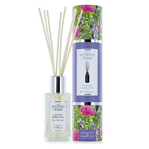 Ashleigh and Burwood The Scented Home Lavender and Bergamot Diffuser 0.15L