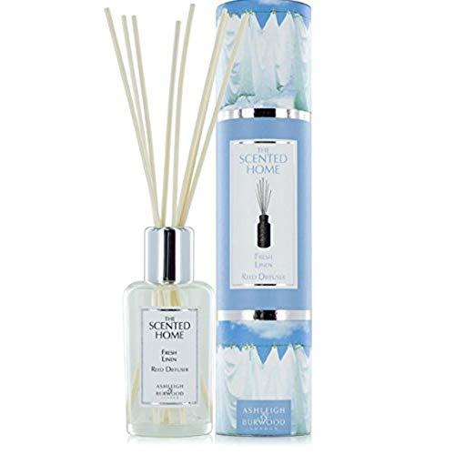 Ashleigh and Burwood The Scented Home Fresh Linen Diffuser 0.15L