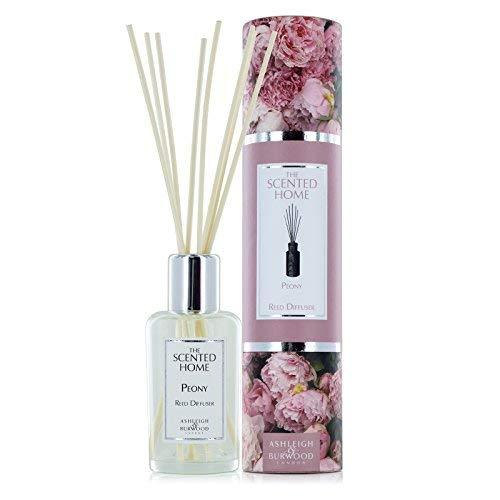 Ashleigh and Burwood The Scented Home Peony Diffuser 0.15L