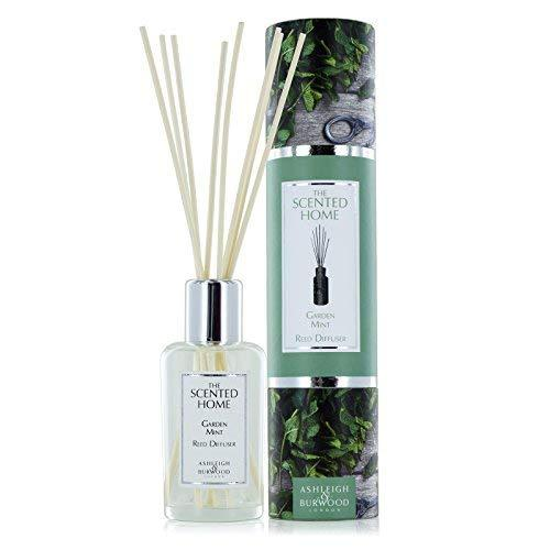 Ashleigh and Burwood The Scented Home Garden Mint Diffuser 0.15L