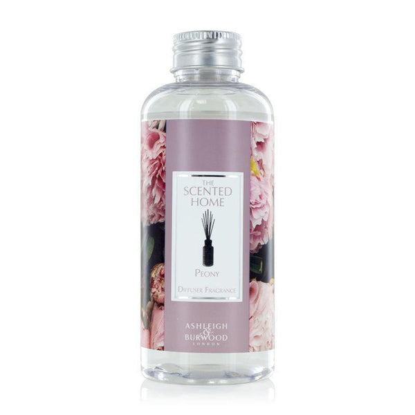 Ashleigh and Burwood The Scented Home Peony Diffuser Refill 0.15L