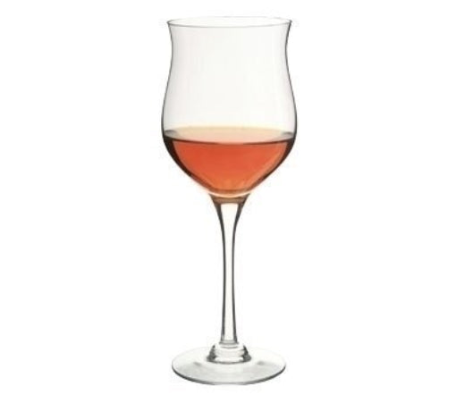 Dartington Crystal New World Mighty Rose Wine Glass (Pair)