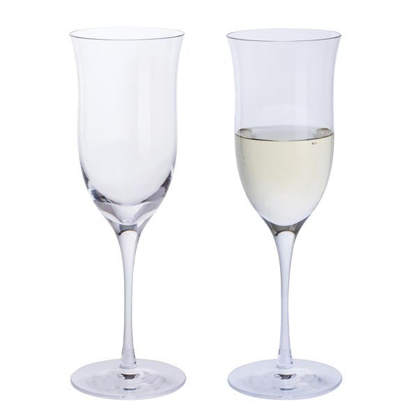 Dartington Crystal Celebrate Collection White Wine Glass (Pair)