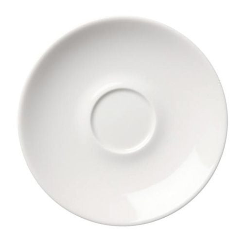 Finland Arabia 24H White Saucer 17cm (Saucer Only)