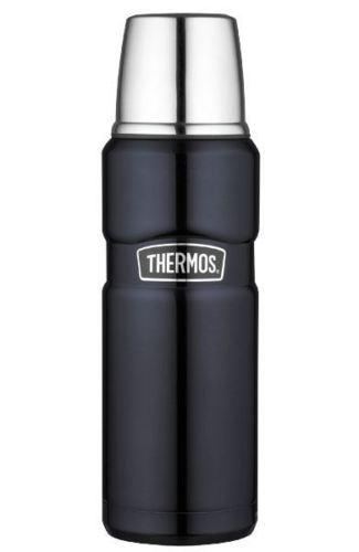 Thermos Stainless King Blue Flask 0.47L