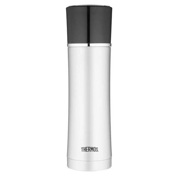 Thermos Stainless Steel Black Flask 0.47L