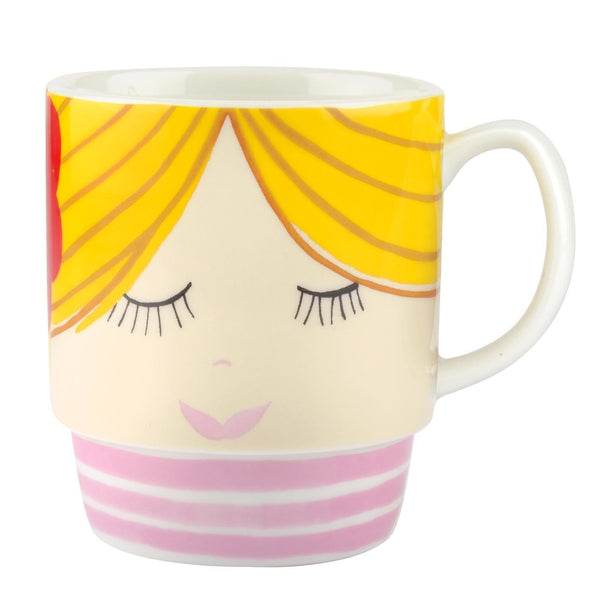 Portmeirion True Colours Baby Doll! Mug 0.35L