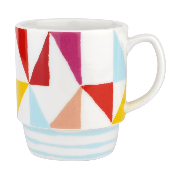 Portmeirion True Colours Block Shock Mug 0.35L