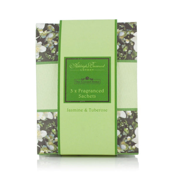 The Scented Home Jasmine and Tuberose Scented Sachet