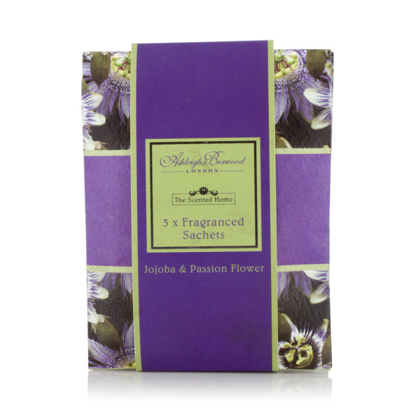 The Scented Home Jojoba and Passionflower Scented Sachet