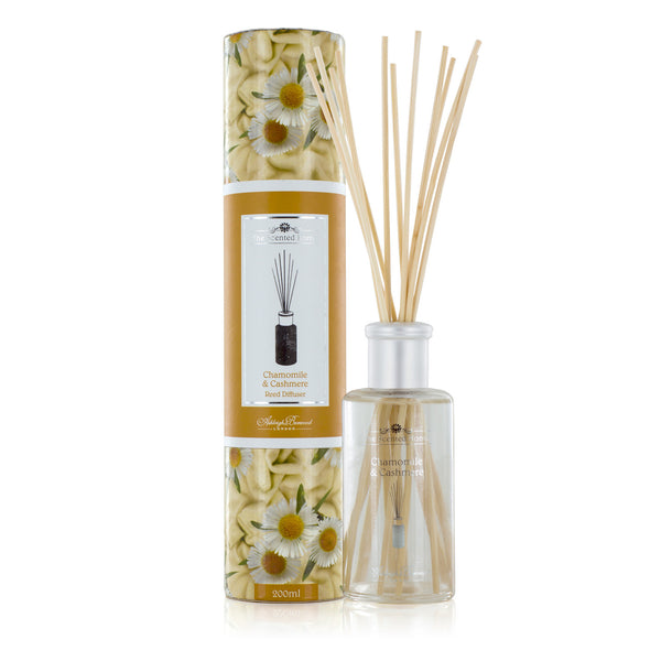 The Scented Home Chamomile and Cashmere Reed Diffuser