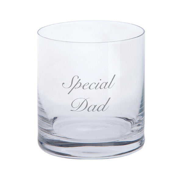 Dartington Crystal Just For You Special Dad Tumbler 0.28L (Single)