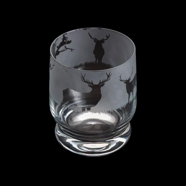 Dartington Crystal Aspect Stag Tumbler 10cm /0.35L