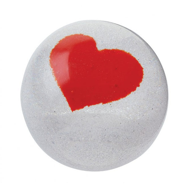 Caithness Glass Unlimited Love U! Paperweight