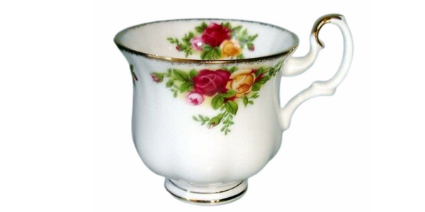 Royal Albert Old Country Roses Mocca Cup 0.1L (Cup Only)