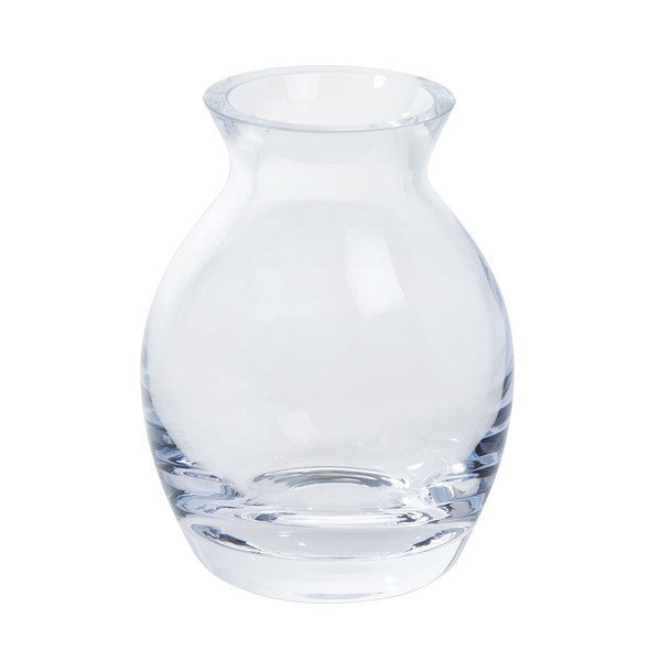 Dartington Crystal Flower Garden Bloom Vase 9cm