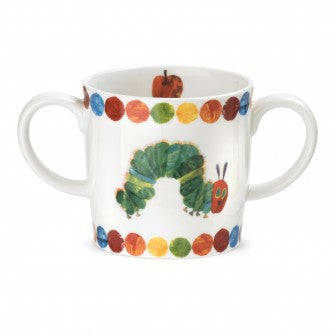 Portmeirion The Very Hungry Caterpillar 2 Handled Mug 0.17L
