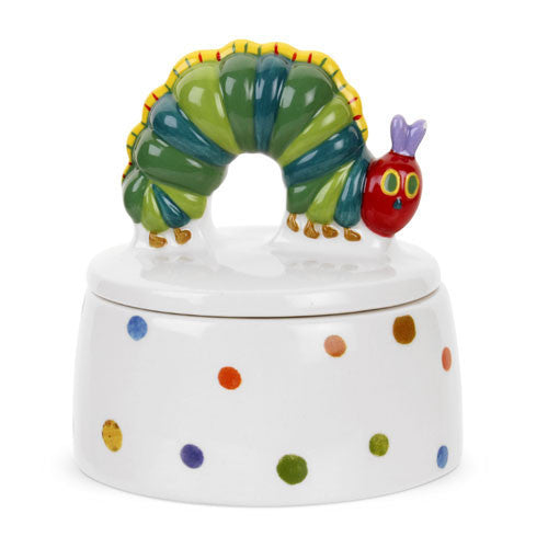 Portmeirion The Very Hungry Caterpillar Trinket Box