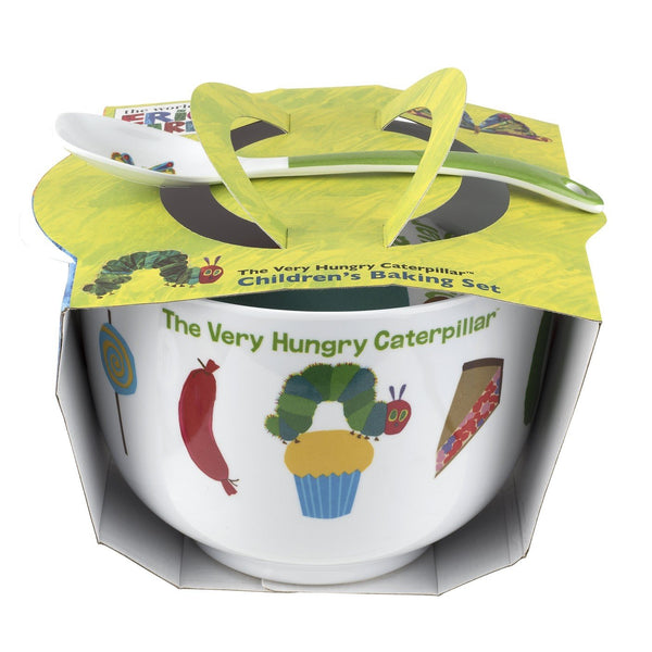 Portmeirion Very Hungry Caterpillar Childrens Baking Set