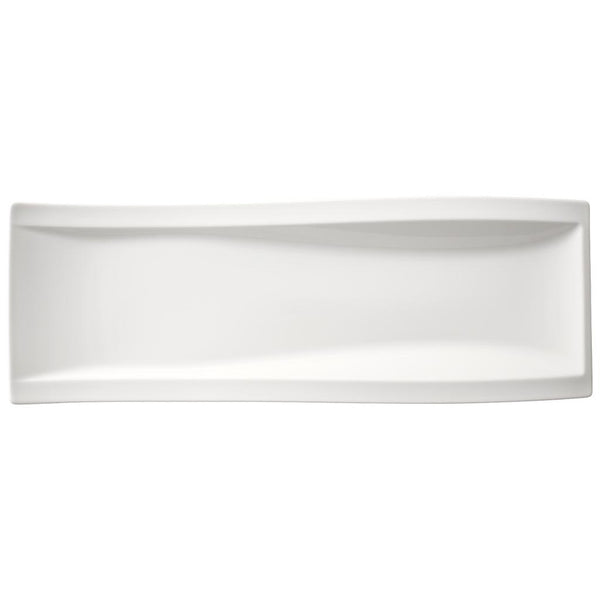 Villeroy and Boch NewWave Antipasti Plate 42cm by 15cm