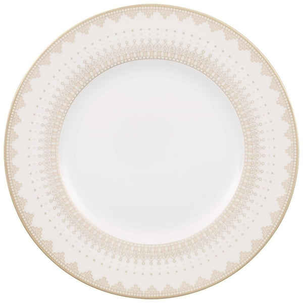 Villeroy and Boch Samarkand White Salad Plate 22cm