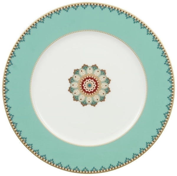 Villeroy and Boch Samarkand Light Blue Platter 30cm