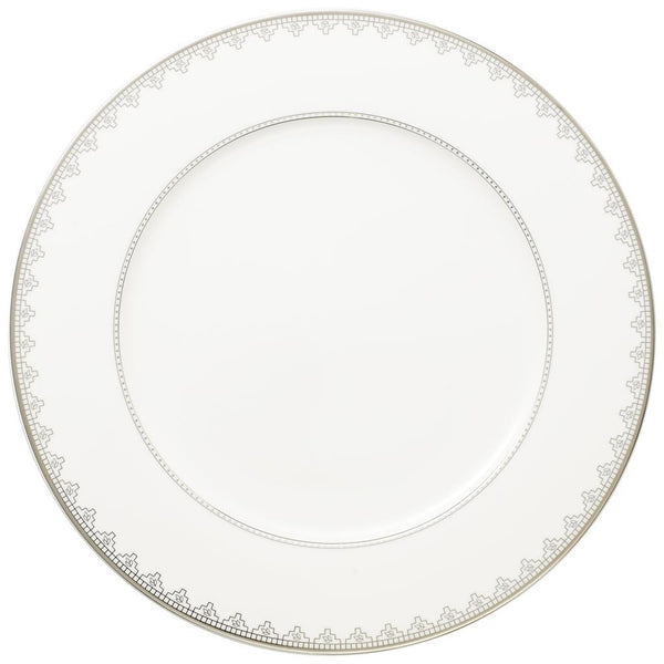 Villeroy and Boch White Lace Platter 30cm
