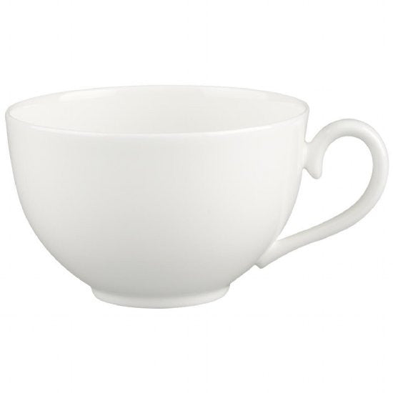 Villeroy and Boch White Pearl Breakfast Cup 0.40L (Cup Only)