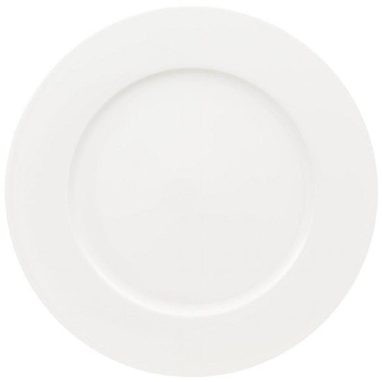 Villeroy and Boch White Pearl Buffet Plate 30cm