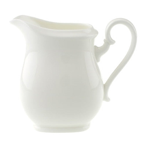 Villeroy and Boch Royal White Creamer 0.25L