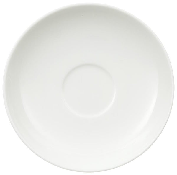 Villeroy and Boch Royal White Espresso Saucer 12cm (Saucer Only)