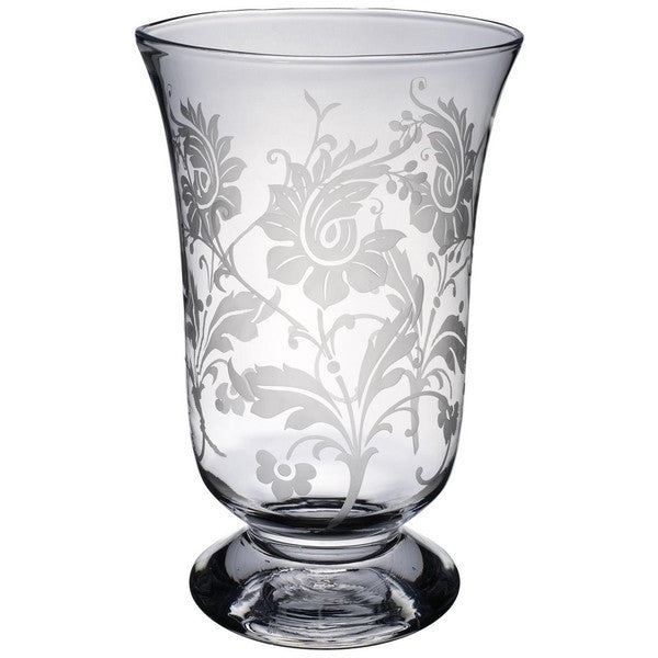 Villeroy and Boch Helium Flowers Hurricane Lamp 34.5cm