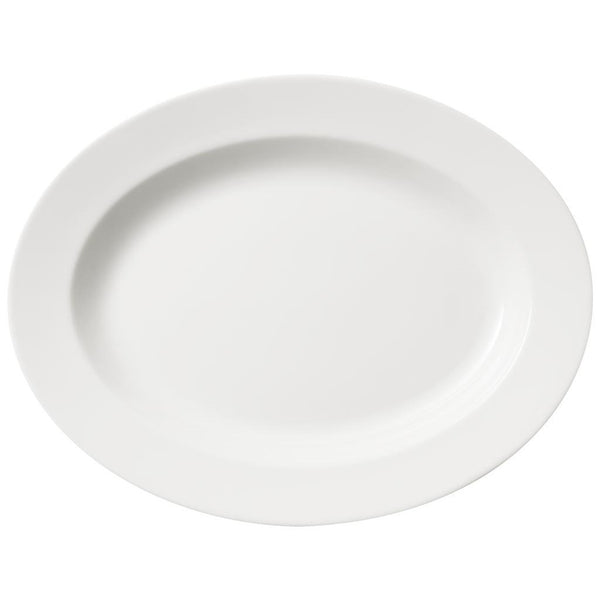 Villeroy and Boch Twist White Platter 34cm