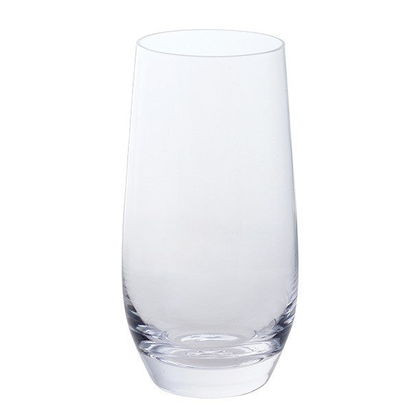 Dartington Crystal Wine and Bar Essentials Highball Tumbler (Pair)