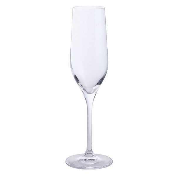 Dartington Crystal Wine and Bar Essentials Champagne Flute (Pair)