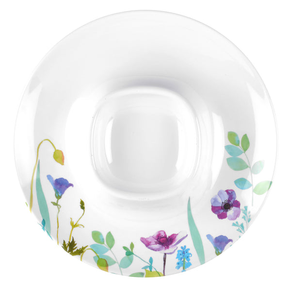Portmeirion Water Garden Melamine Chip and Dip Set 35cm