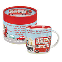 Churchill China Wheels On The Bus Spice Mug 0.28L