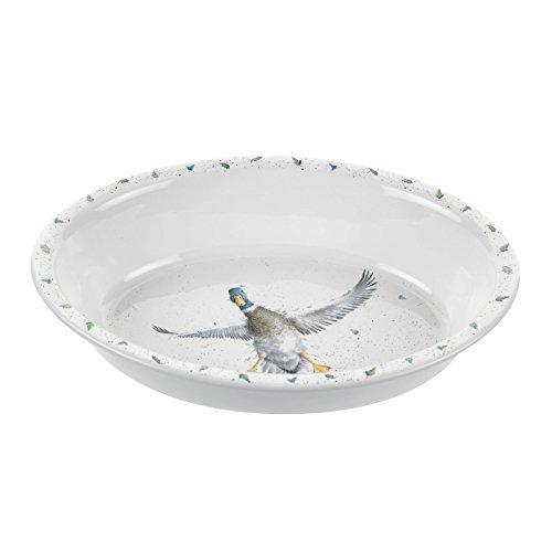 Royal Worcester Duck Oval Rim Dish 30.5cm