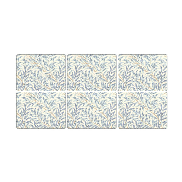 Pimpernel Willow Bough Blue Placemats 30.5cm by 23cm (Set of 6)