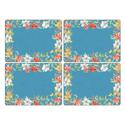 Pimpernel Maui Placemats 40.1 by 29cm (Set of 4)