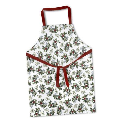 Portmeirion The Holly and The Ivy Coated Apron