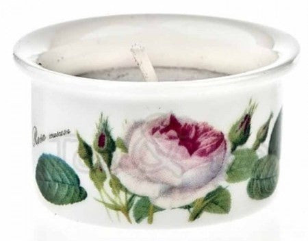 Roy Kirkham Redoute Rose Tea Light