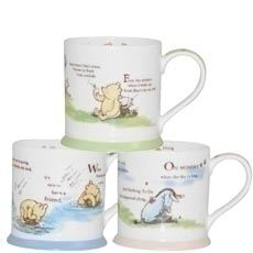 Churchill CHina 6 Friend Forever Mugs (assorted design)