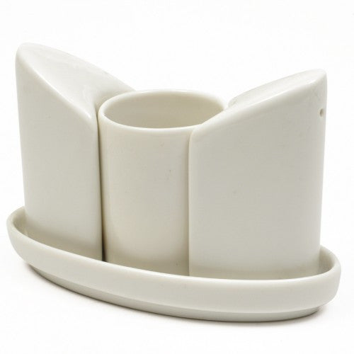 Maxwell and Williams White Basics Salt and Pepper Set