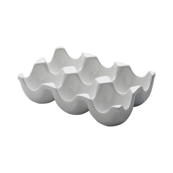 Maxwell and Williams White Basics 6 Egg Holder