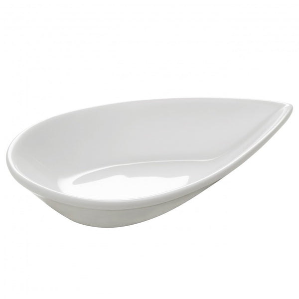 Maxwell and Williams White Basics Almond Dish 14cm by 9cm