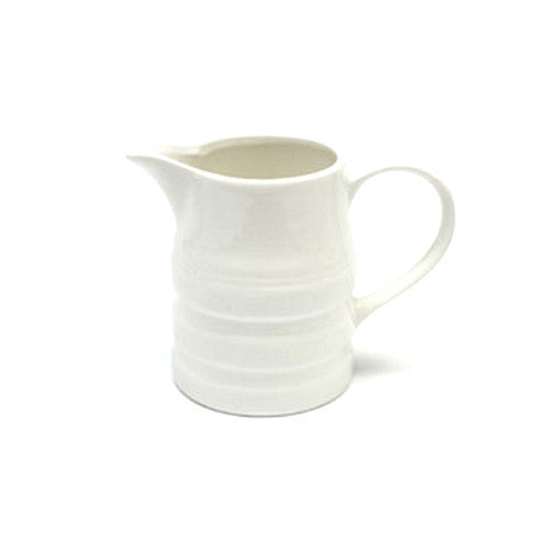 Maxwell and Williams White Basics Churn Jug 275ml